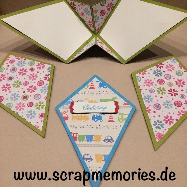 Babykarte Scrapmemories Basteln In Ingolstadt Stampin Up
