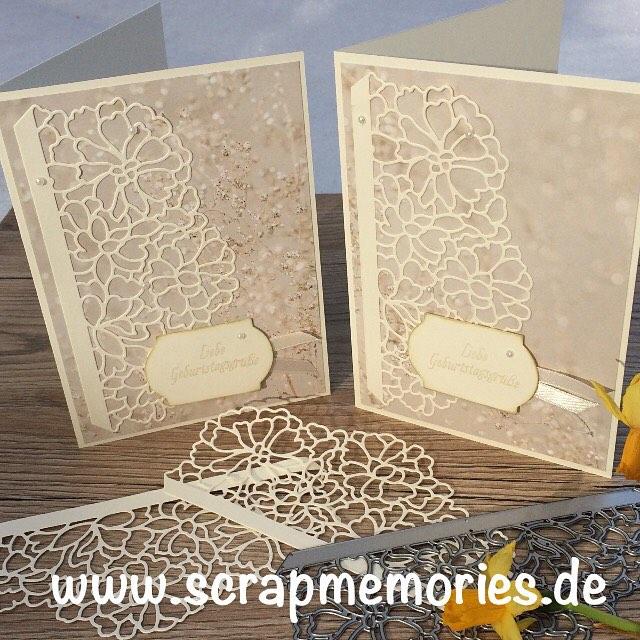 Hochzeitskarten Scrapmemories Basteln In Ingolstadt Stampin Up