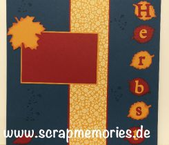 Scrapbooking Layout Drachen