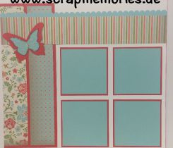 Scrapbooking Layout Sale-a-bration2016
