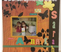 Scrapbooking Layout Sarah Neu