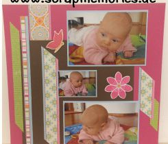 Scrapbooking Layout Anna Neu